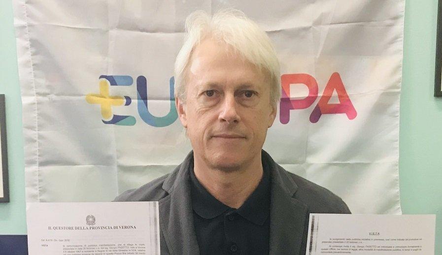 Giorgio Pasetto +Europa