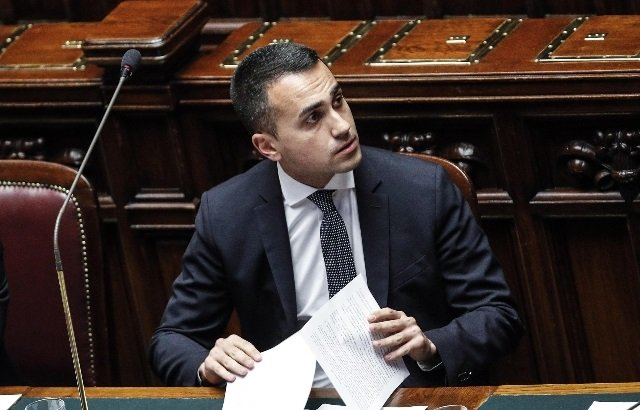 Luigi Di Maio Tav