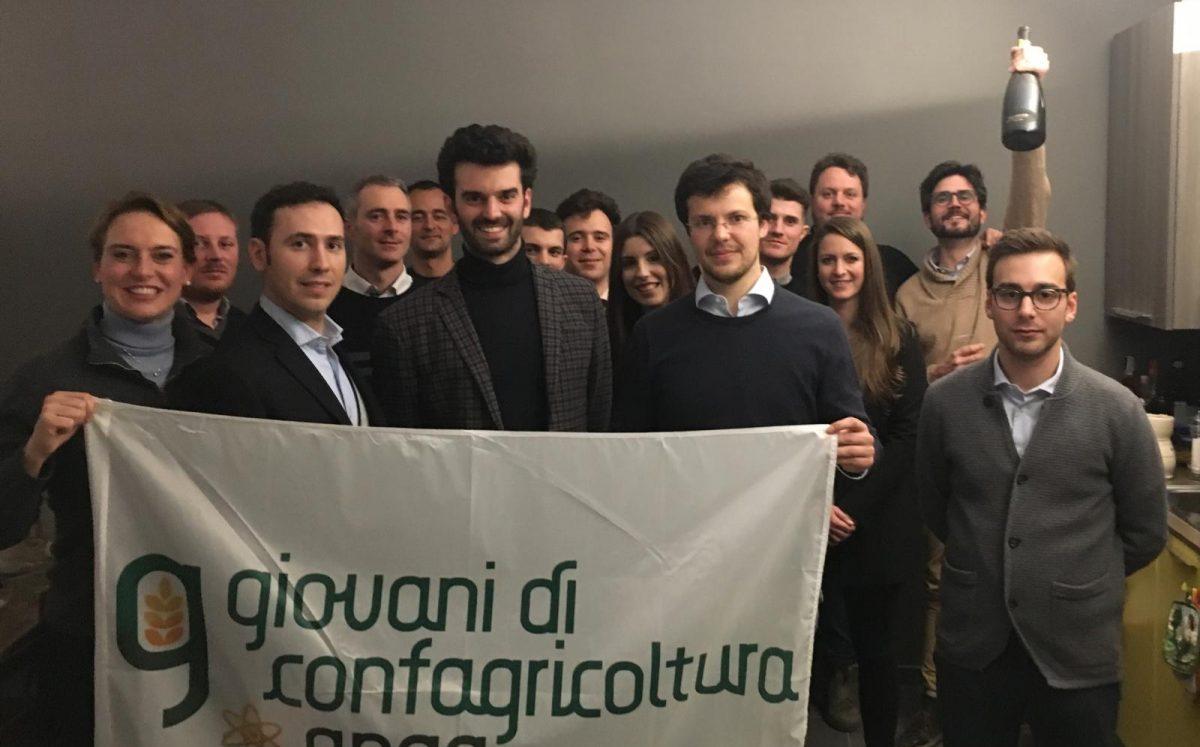 Piergiovanni Ferrarese - presidente Giovani Confagricoltura