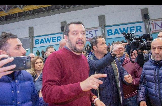 Salvini Tav