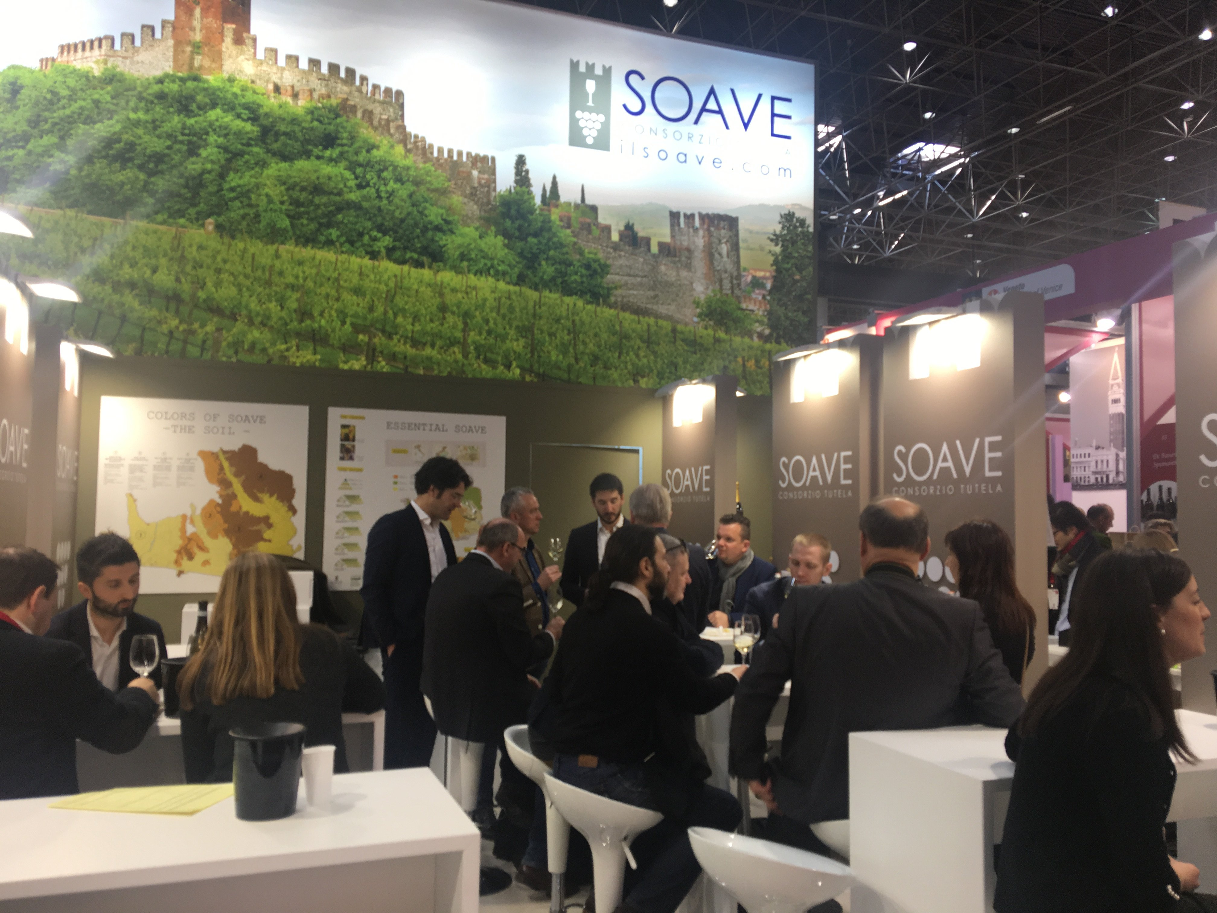 Soave a Prowein