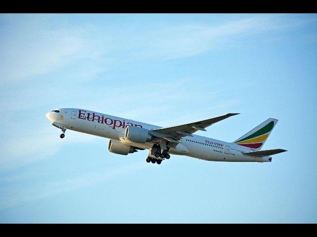 aereo caduto etiopia