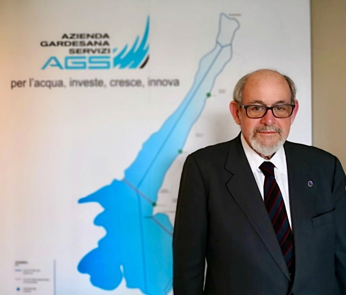 AGS angelo cresco presidente costermano