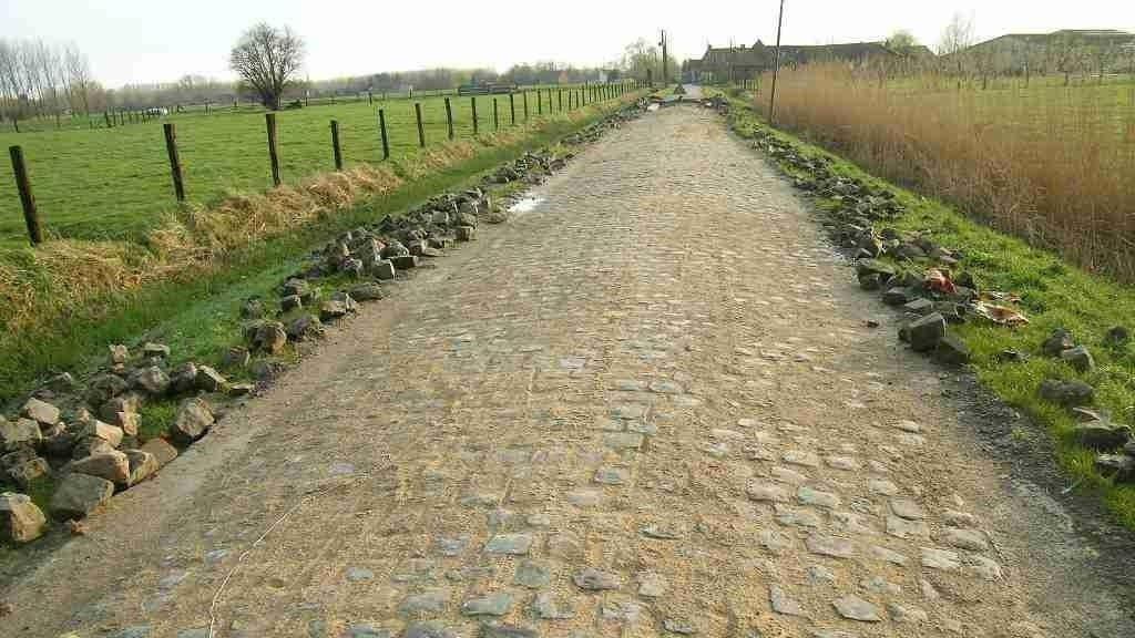 pavé della Parigi-Roubaix ciclismo bicicletta