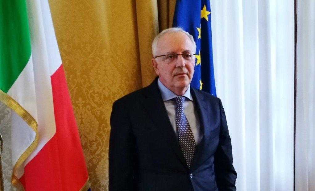 Prefetto di Verona Donato Cafagna