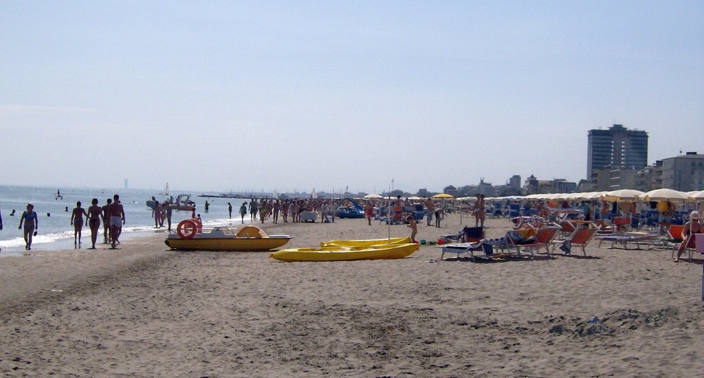 turismo sociale pinarella di cervia spiaggia