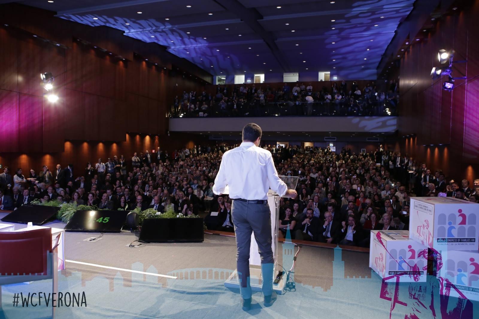 wcf salvini gran guardia congresso mondiale delle famiglie