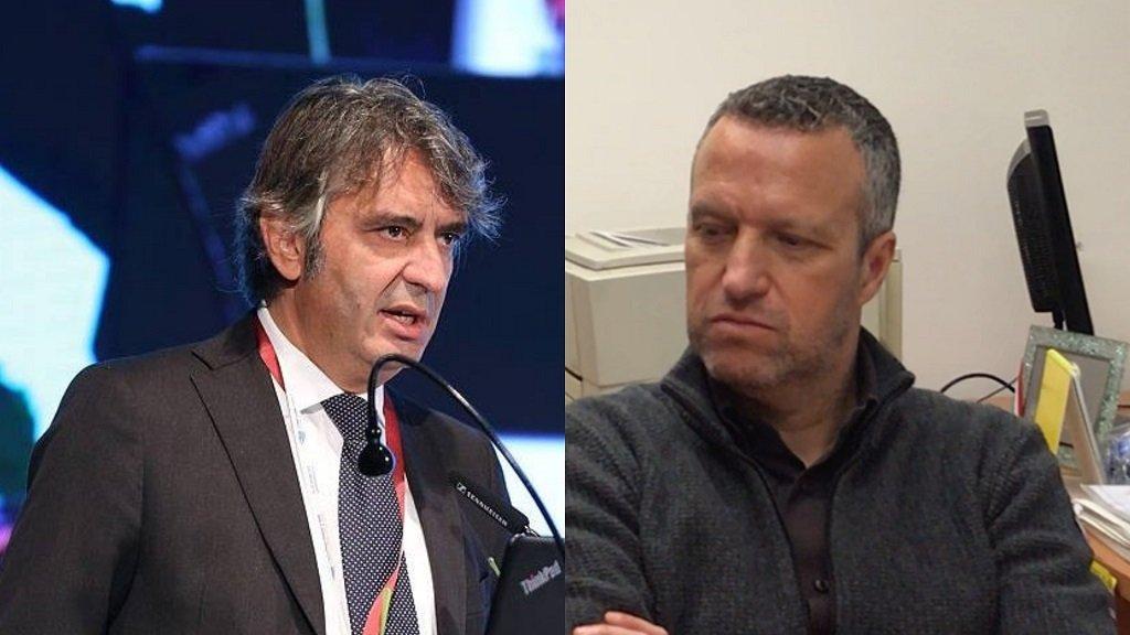 Federico Sboarina Flavio Tosi sindaco di Verona