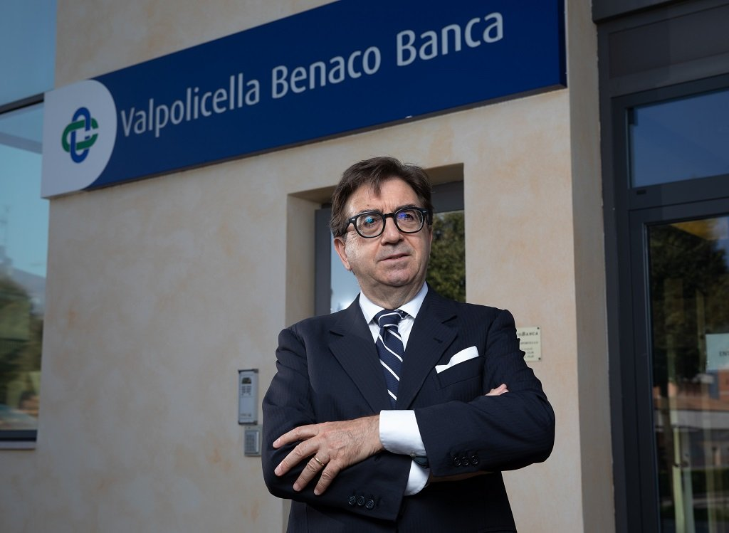 Franco Ferrarini Valpolicella Benaco Banca