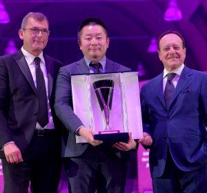 Leon Liang premio internazionale vinitaly 2019