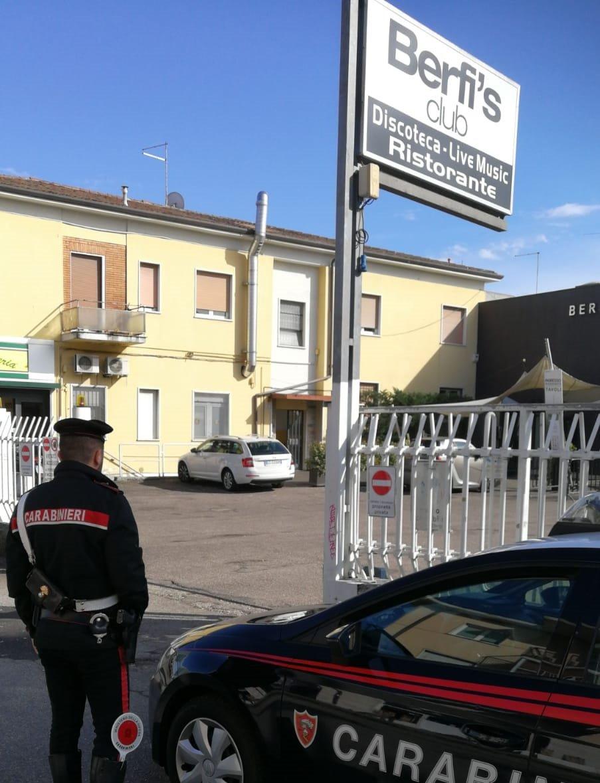 Rubavano al Berfi's Carabinieri