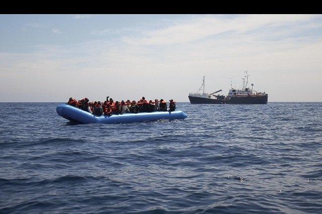 Sea Eye migranti