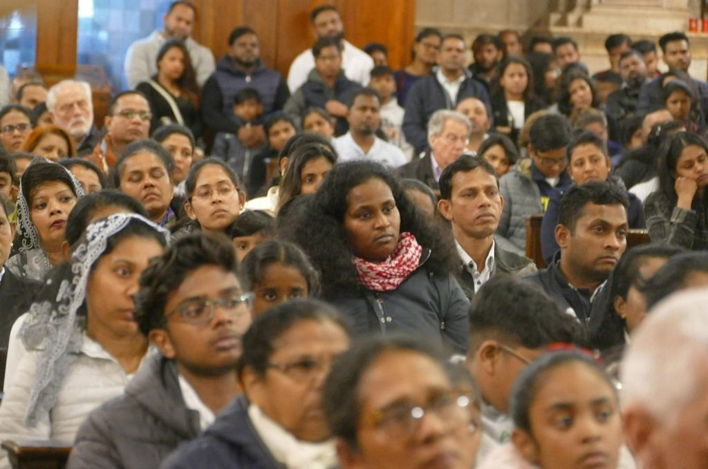 Veglia di preghiera Sri Lanka a San Nazaro