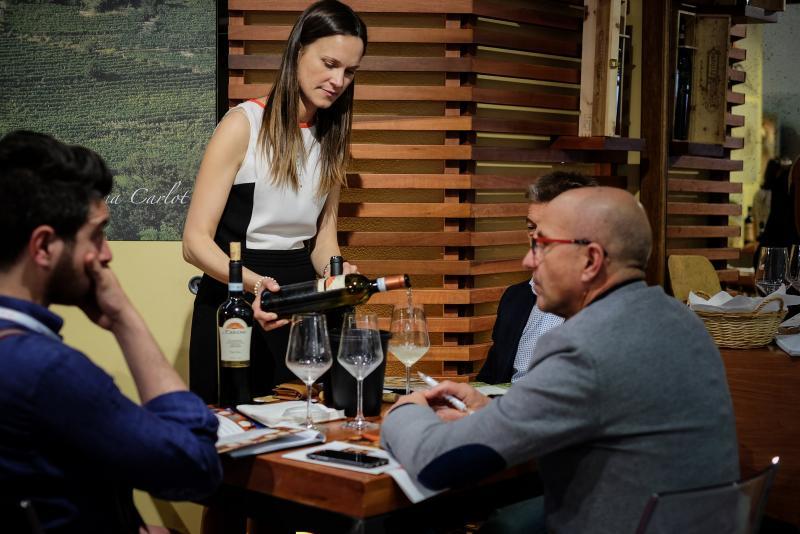 Vinitaly veronafiere consumo di vino