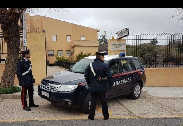 bomba imprenditore del marmo Nuoro carabinieri