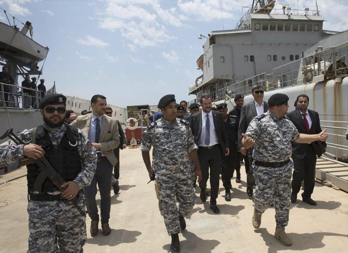 crisi in libia