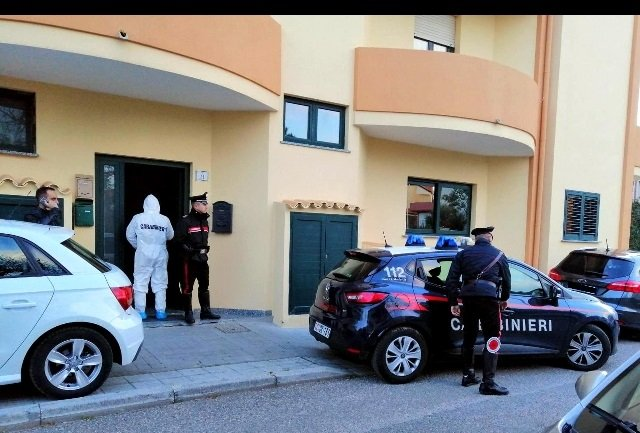 donna uccisa a nuoro