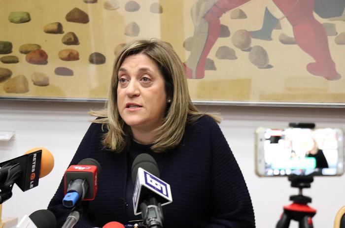 presidente dell'Umbria Marini