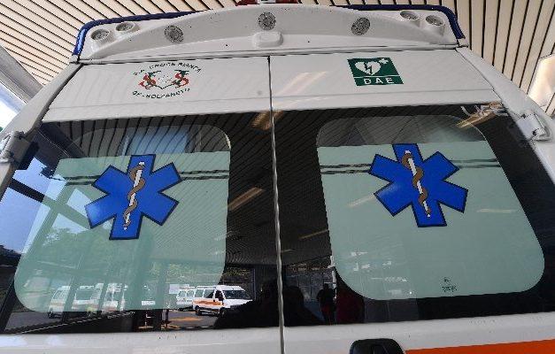 ambulanza malore incidente a4 ciclista investito san bonifacio