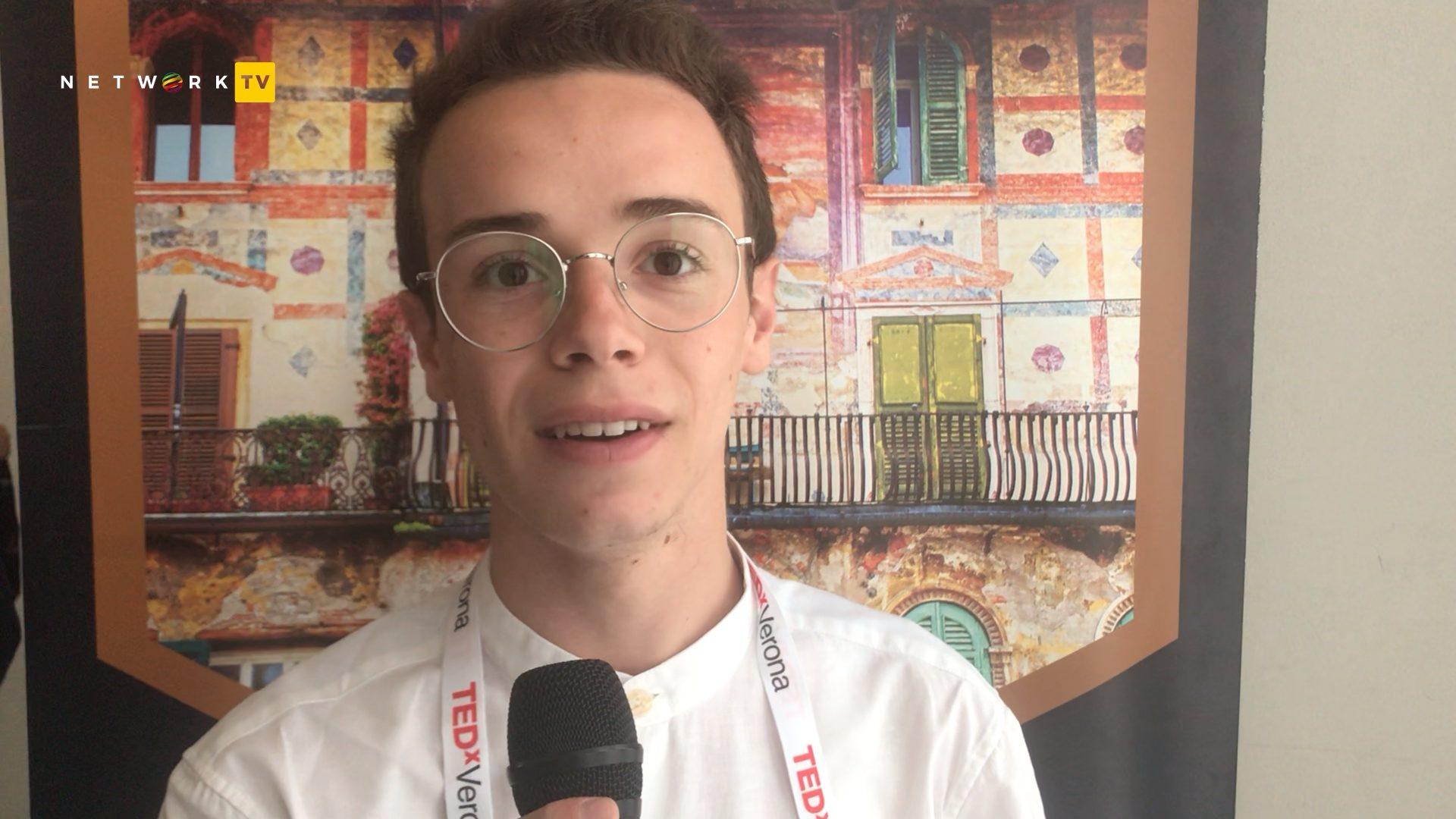TEDxVerona Giuseppe Bungaro