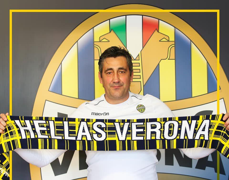 Alfredo Aglietti Hellas Verona