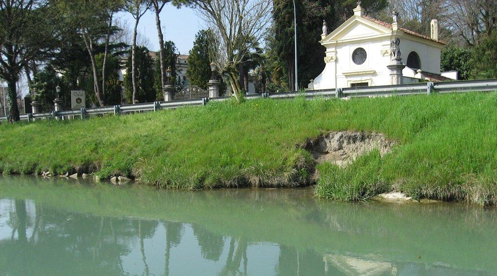 BRENTA Intervento sul Naviglio località Mira (VE)