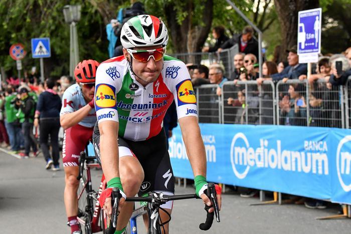 Elia viviani Giro d'Italia