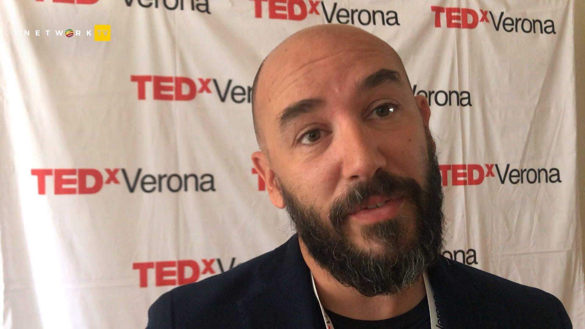 TEDxVerona Alberto Mattiello