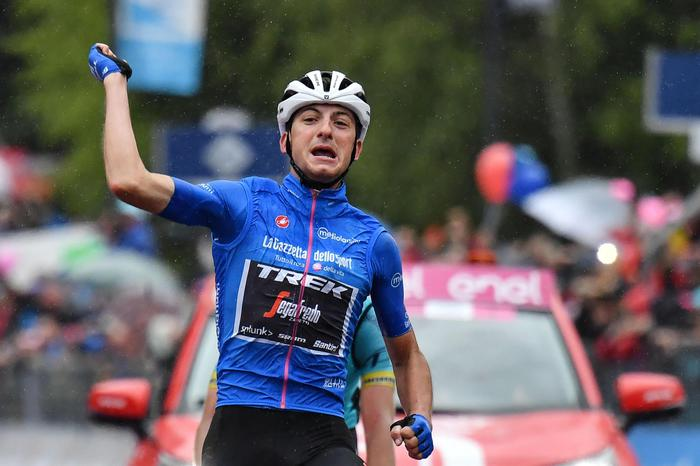 Giulio Ciccone Giro d'Italia