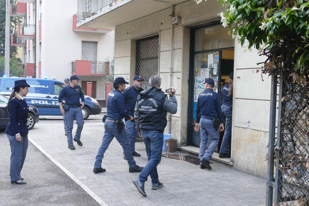 Golosine African Store Polizia