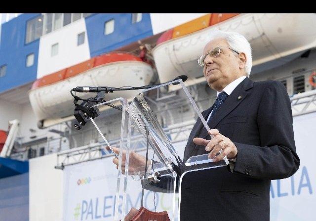 Sergio Mattarella ricorda Falcone