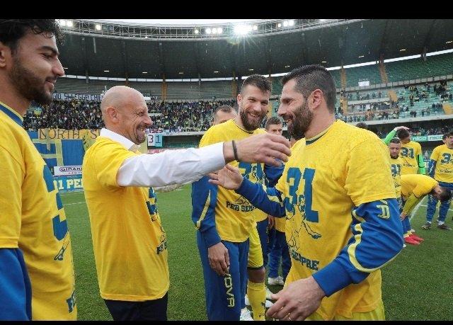 Pellissier Di Carlo Chievo Verona