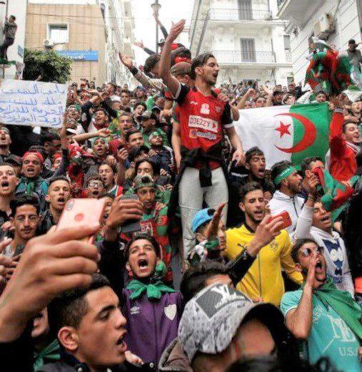 algeria martedì del mondo