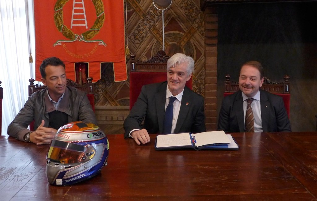 Ruberti Falzi Ravetto Le Mans