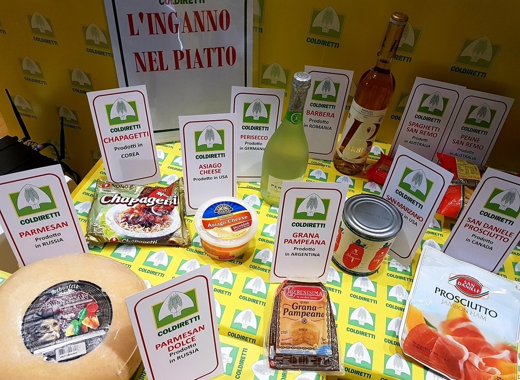 TUTTOFOOD FALSI MADE IN ITALY