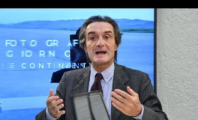 Tangenti Attilio Fontana