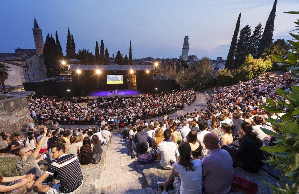 Teatro Romano Festival della Bellezza Emir Kusturica