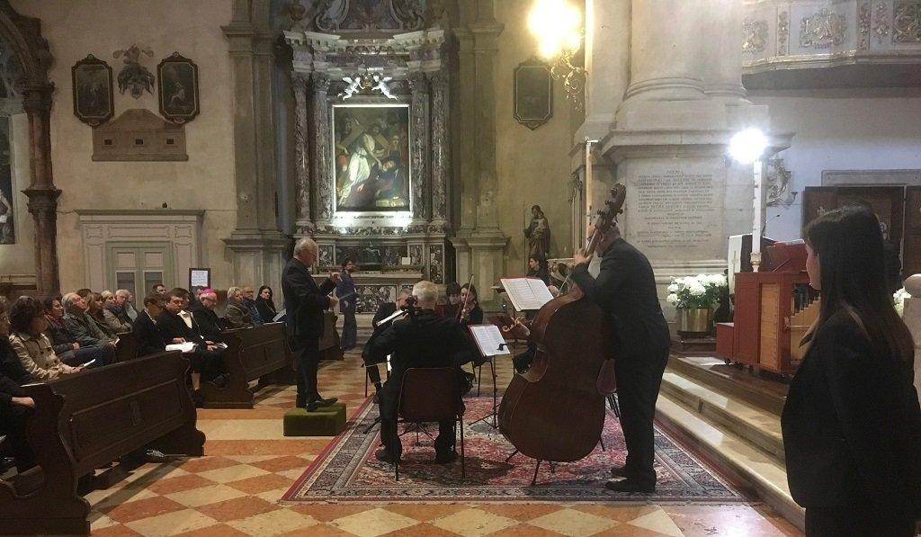 Verona Minor Hierusalem S. Tomaso concerto