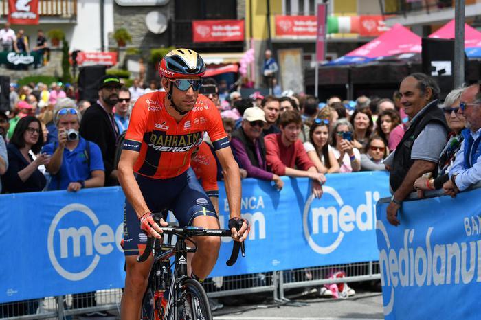 Ciclismo Vincenzo Nibali Damiano Cunego