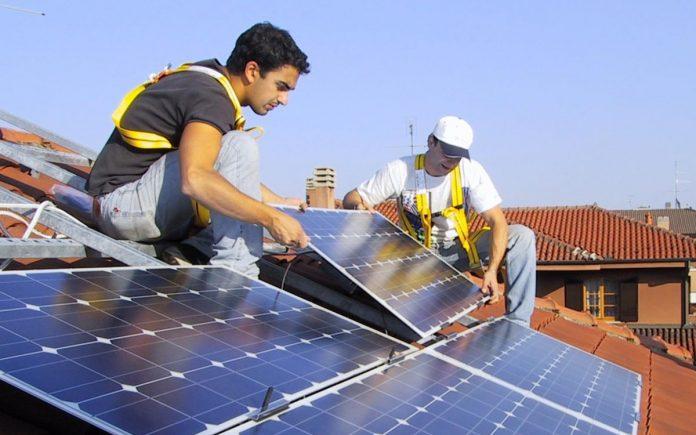pannelli fotovoltaici impianto impiantisti