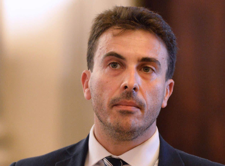 L'assessore Cristiano Corazzari