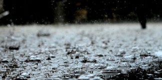 pioggia maltempo freddo nubifragio