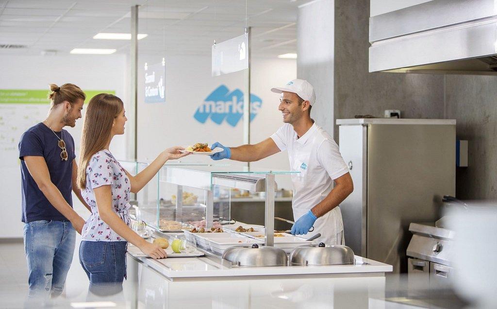 salute mensa alimentazione Markas Food