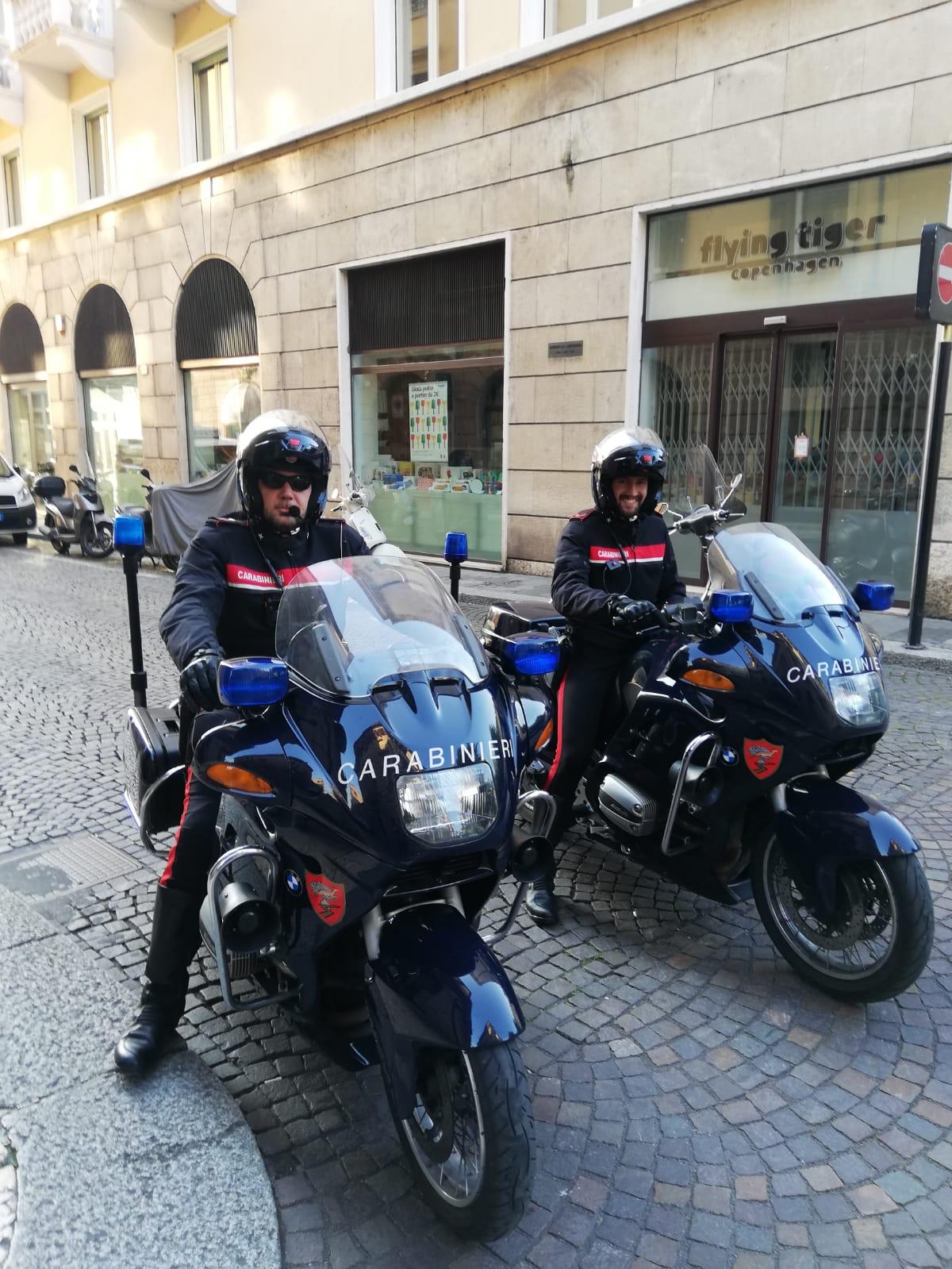 arrestato spacciatore carabinieri