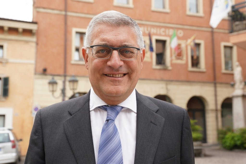 Davide Quarella, Sindaco di Pescantina