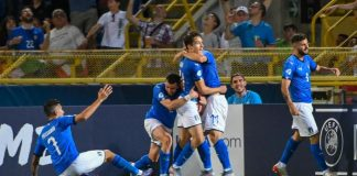Italia-Spagna Under 21 Federico Chiesa