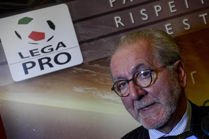 Francesco Ghirelli presidente Lega Pro