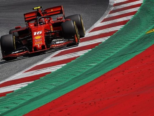 Gp Austria Ferrari Leclerc