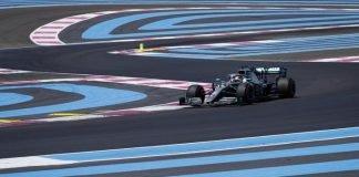 Lewis Hamilton Formula 1 Gp Francia