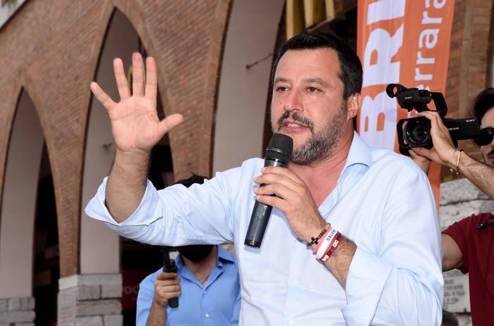 Matteo Salvini autonomia